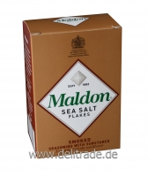 MALDON SEA SALT Flakes geräuchert (smoked) 125g